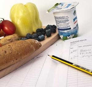 prehrambeni dnevnik